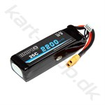 Betteri for Unipro UniGo, Lipo, 11,1V 2200 MAH