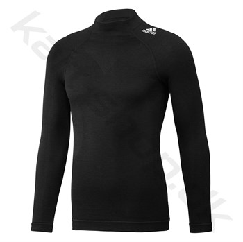 Adidas Techfit LS Nomex top, sort, str. XS-XXL