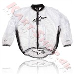 Alpinestars MX Mud Jacket, klar, Str. S - XL