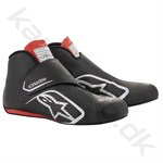 Alpinestars Supermono sko, sort/rød, str. 37-47