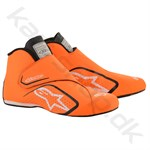 Alpinestars Supermono sko, orange fluo/sort, str. 37-47