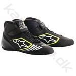 Alpinestars Tech-1 KX sko, sort/gul fluo, str. 34-47