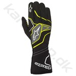 Alpinestars Tech-1 KX v2 handske, sort/gul fluo/anthracite, Str. S-XXL