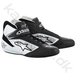 Alpinestars Tech 1-T sko, sort/sølv, str. 37-47