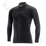 Alpinestars ZX EVO Top, sort/grå, str. XS-2XL